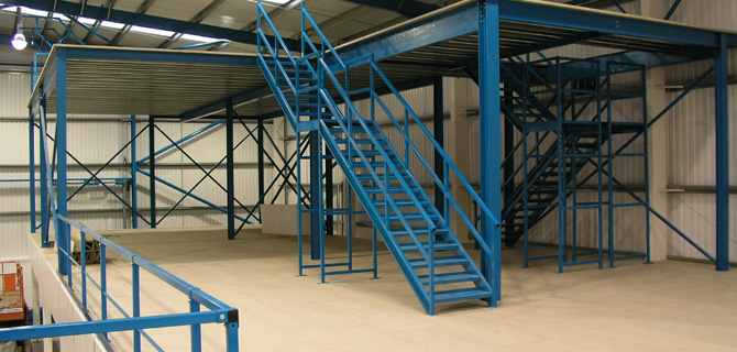 Factory fitouts melbourne for How to build a mezzanine floor in your home